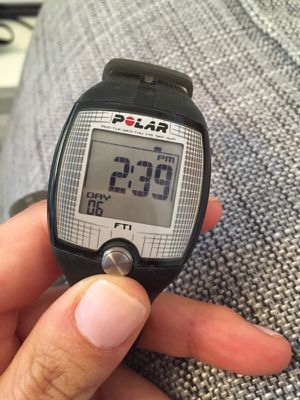 Polar FT1 heart rate monitor for Sale in Miami, FL