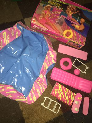 Barbie Hawaiian Pool Party for Sale in Fort Lauderdale, FL