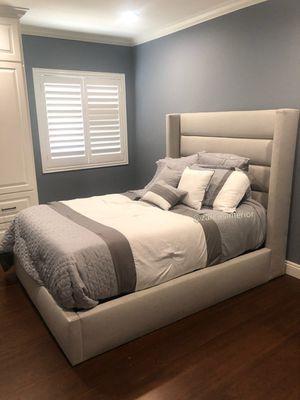 BED FRAMES FOR SALE CUSTOM MADE for Sale in El Monte, CA