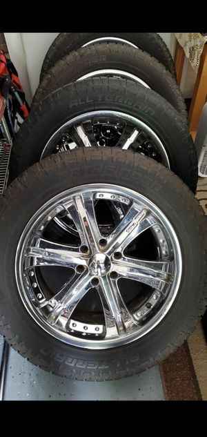 Rims and tires for Sale in Cumming, GA