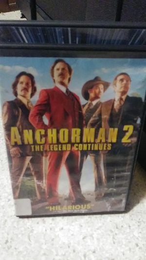 Anchorman 2 dvd for Sale in Yakima, WA