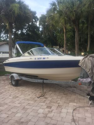 Bayliner 185 2006 18ft Runabout for Sale in Kissimmee, FL