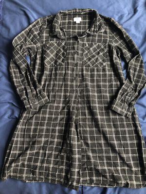 Flannel Dress for Sale in Bellingham, WA