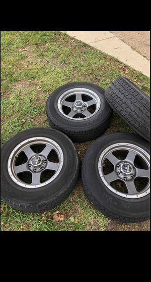 17 inch Wheels for Sale in Humble, TX