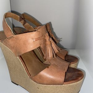 Calvin Klein Jeans Wedge Sandals for Sale in Elgin, IL