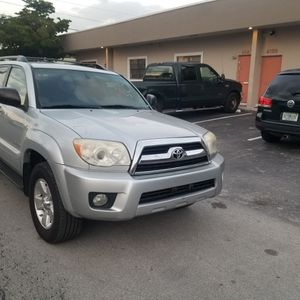 2007 Toyota 4runner 4WD for Sale in Oakland Park, FL