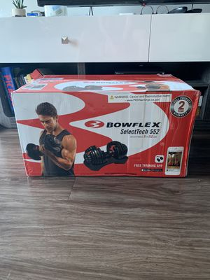BowFlex SelectTech 552 Dumbbell *SINGLE * for Sale in Chicago, IL