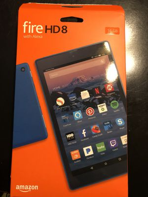 Kindle fire 8 for Sale in Jacksonville, FL