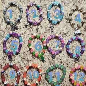 Handmade Bead Bracelets for Sale in Houston, TX