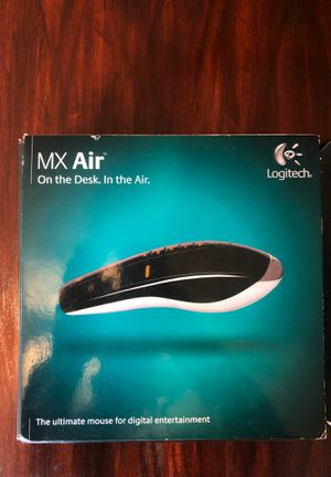 Logitech MX Air Mouse for Sale in Del Monte Forest, CA