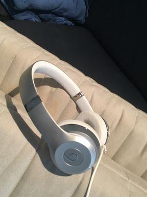 Beats Solo - Silver for Sale in Hillsborough, CA