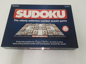 SUDOKU the utterly addictive number puzzle game for Sale in Los Angeles, CA