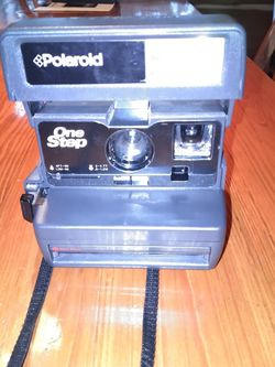 Polaroid Camera One Step 600 for Sale in North Bend,  WA
