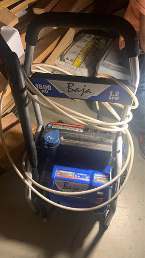 Baja pressure washer for Sale in Vista, CA