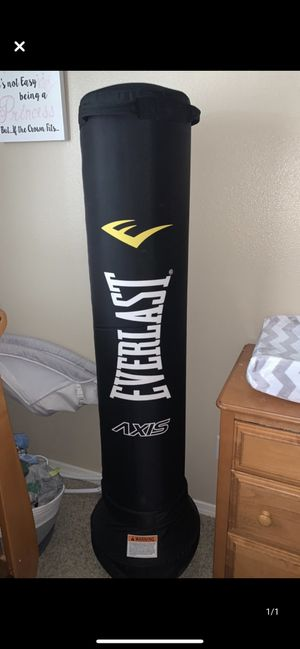 Punching bag for Sale in Aurora, CO