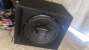 Subwoofer for Sale in West Modesto, CA