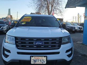 2016 FORD EXPLORER AUTOMATIC TRANSMISSION. 3RD ROW SEATING. STAR AUTO SALES. 514 CROWS LANDING RD. MODESTO CA for Sale in Modesto,  CA