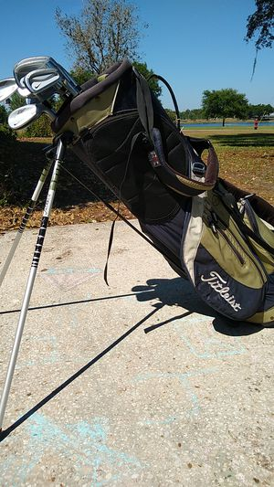 Titleist Golf Bag for Sale in Lake Wales, FL