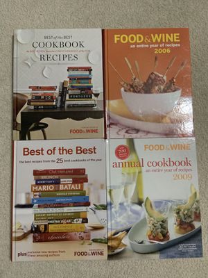 Food & Wine Cook Books for Sale in Las Vegas, NV