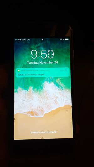 iPhone 6 locked screen for Sale in New Britain, CT