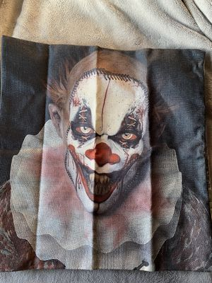 horror themed pillow cases for Sale in Spring Valley, CA