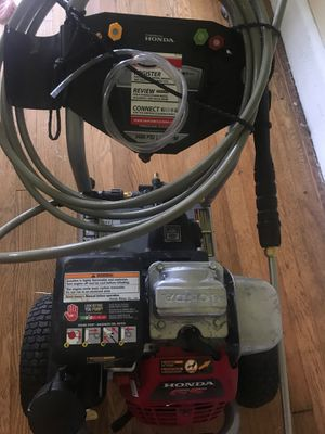 pressure washer 3400 psi for Sale in High Point, NC