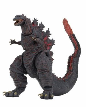 Japanese shin godzilla movable action toy figure statue 12 inches head to tail af for Sale in Rosemead, CA