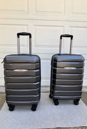 "Set of two SAMSONITE Tech 2.0 Hardside Spinner Carry-on 21"" for Sale in Flower Mound, TX"