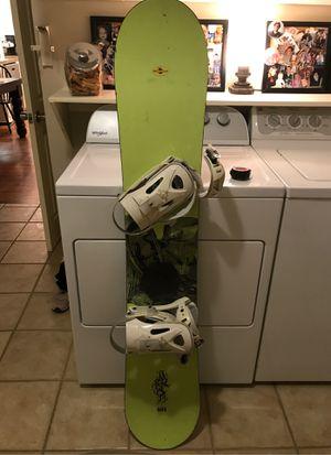 Burton 57inch snowboard for Sale in Dallas, TX