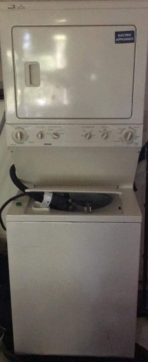 Kenmore stackable washer/dryer for Sale in Boston, MA