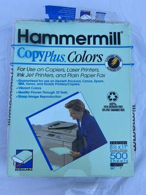 Colorful Printer and Copier Paper for Sale in Fairfax, VA