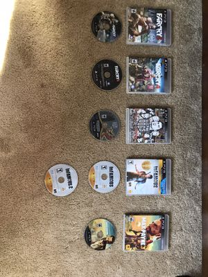22 PS3 Games for Sale in Morgantown, WV