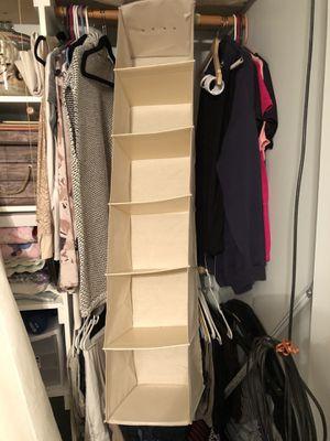 Closet organizer for Sale in Nokesville, VA