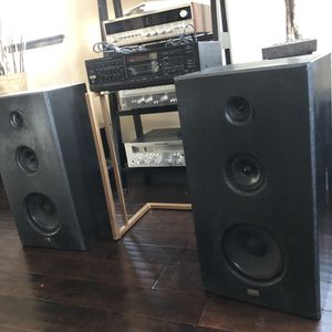 Vintage Sansui & Fisher stereo system for Sale in Brentwood, CA