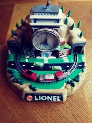 Lionel 100th Anniversary Alarm Clock - Train Station Sounds for Sale in TEMPLE TERR, FL