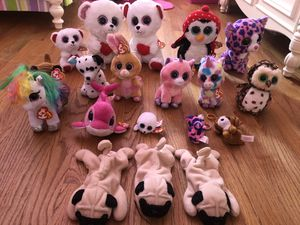 TY Beanie Baby Lot all with Tags for Sale in Alexandria, VA