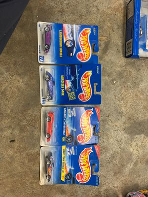 Make me an offer: hot wheels for Sale in Lynnville, TN