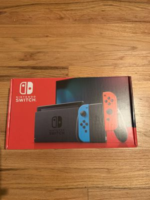 Nintendo Switch New unopened for Sale in NJ, US