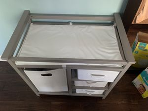 Infant changing table for Sale in San Jose, CA