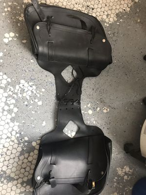 Motorcycle Saddle Bags for Sale in San Diego, CA