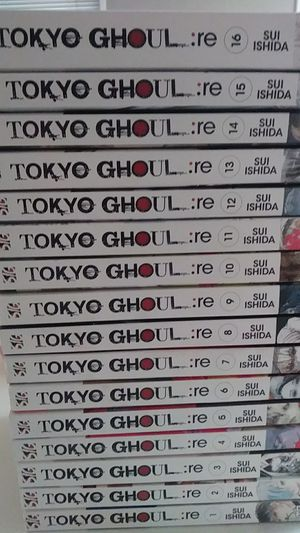 Tokyo Ghoul re for Sale in Bonney Lake, WA