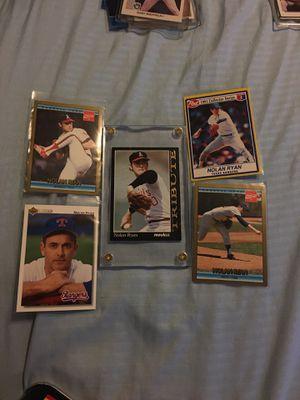 Nolan Ryan baseball cards for Sale in Seattle, WA