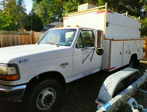 1995 f450 super duty (PRICE DROP!!) for Sale in Tacoma, WA