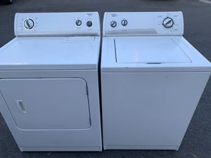 Whirlpool washer and dryer. Working good for Sale in Sterling, VA