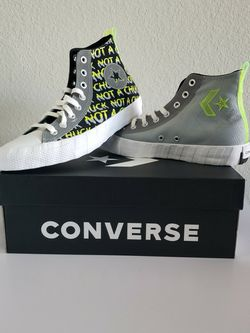 "UNT1TL3D High ""Not A Chuck Hi-Vis"" in 8.5, 9, 10.5, 11 And 11.5 for Sale in Spring,  TX"