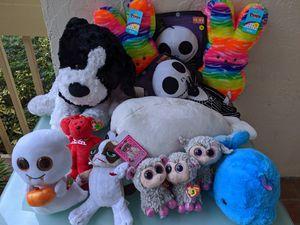 Brand new stuffed animals bundle for Sale in Miami, FL