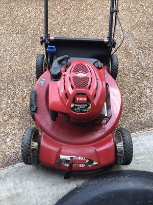Toro lawn mower for Sale in Murfreesboro, TN