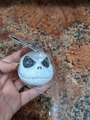 Nightmare before Christmas Jack skellington stress ball for Sale in Oakland Park, FL