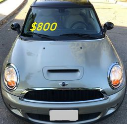 ⛔️❇️URGENTLY 💲8OO For Sale 2OO9 Mini Cooper 💝 Clean title! Runs and drives very smooth! In very good condition.🟢❇️ for Sale in Washington,  DC