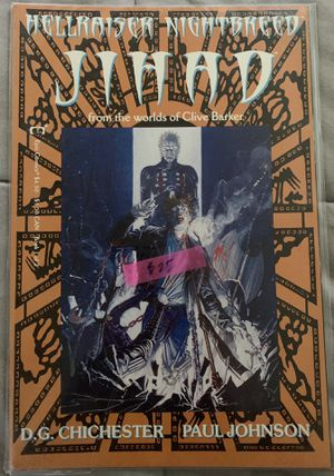 Hellraiser Nightbreed Jihad Comic for Sale in West Richland, WA